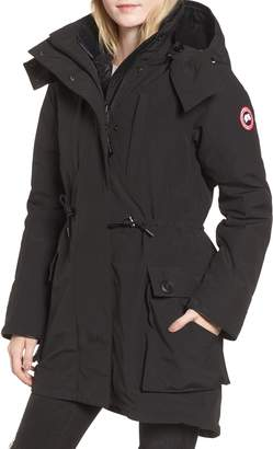 Canada Goose Perley Waterproof 675-Fill-Power Down 3-in-1 Parka