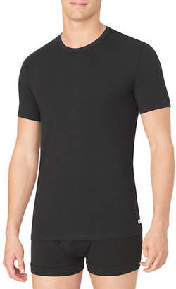 Calvin Klein Cotton Stretch Crew-Neck T-Shirt 2-Pack