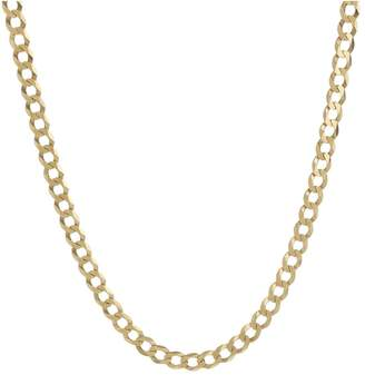 Love Gold Love GOLD 9 Carat Yellow Gold Approx 1/2oz Solid Diamond-Cut 20 inch Curb Chain