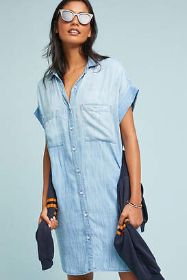 Cloth & Stone Wilson Chambray Shirtdress