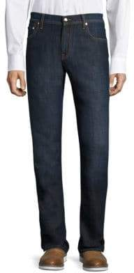Corneliani Straight-Fit Denim Jeans