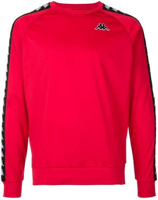 Kappa logo long-sleeve sweatshirt