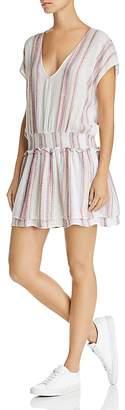 Rails Lucca Striped Drop-Waist Tunic Dress