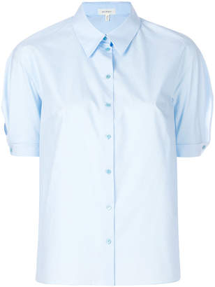 DELPOZO short-sleeved button shirt