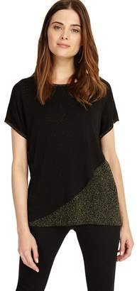 Phase Eight Elizabetta Double Layer Knitted Top