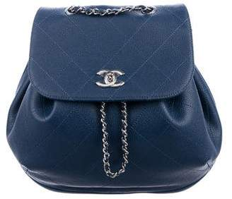 f9b8ee04f594a0 Chanel Blue Women's Backpacks - ShopStyle