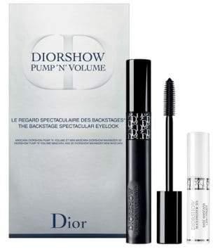 Christian Dior Pump N Volume Mascara Set