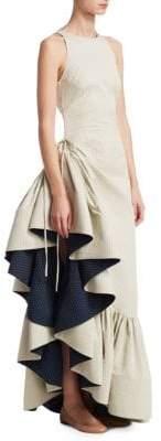 Rosie Assoulin Whoopsy Daisy Dress