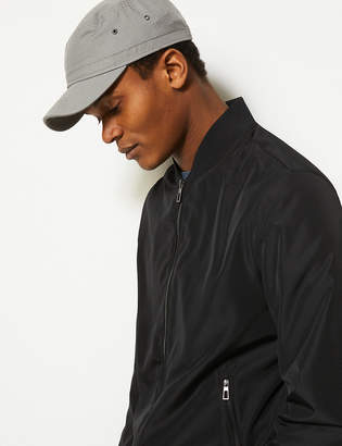 Marks and Spencer Pure Cotton Baseball Cap with Stormwear