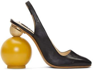 Jacquemus Black Les Chaussures Salvador Heels