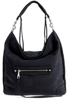 Rebecca Minkoff Slim Regan Leather Hobo