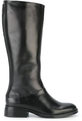 Ps By Paul Smith rear zip boots $550 thestylecure.com