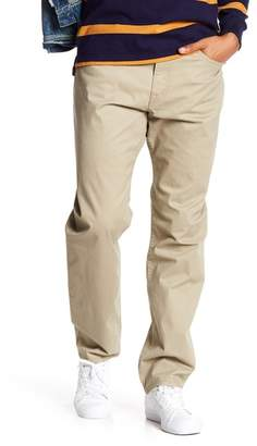 "Lucky Brand 121 Heritage Slim Fit Pants - 30-34"" Inseam"