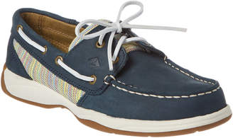 Sperry Women's Intrepid Leather Boat Shoe