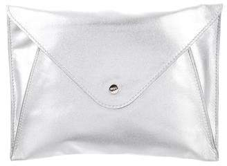 268102d376d3 Pre-Owned at TheRealReal · Roger Vivier Leather Envelope Clutch