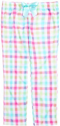 LTB Max & Olivia Little & Big Girls Plaid Pajama Pants