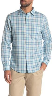 Faherty BRAND Ventura Plaid Print Shirt