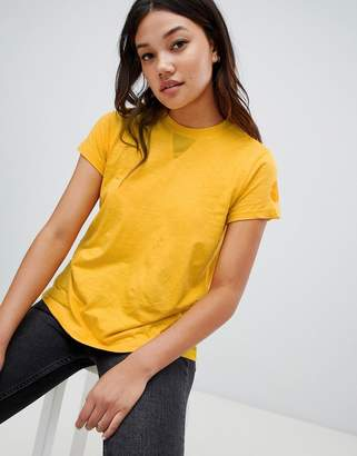 BLFD Tee With Mesh Side Panel Insert