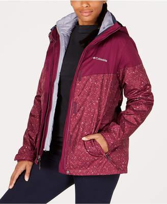 Columbia Loon Ledge Interchange Hooded Coat