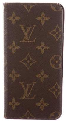Louis Vuitton Monogram iPhone 6 Plus Folio