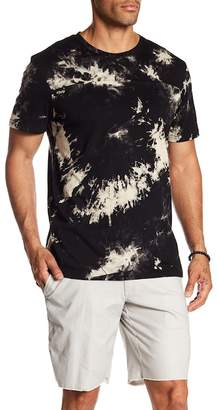Public Opinion Acid Wash Marble Tee