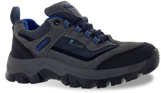 Hi-Tec Hillside Jr. Boys' Low-Top Waterproof Hiking Shoes
