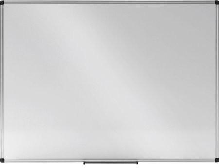 "Edsal 48"" x 36"" Melamine Dry Erase Board with Aluminum Frame"