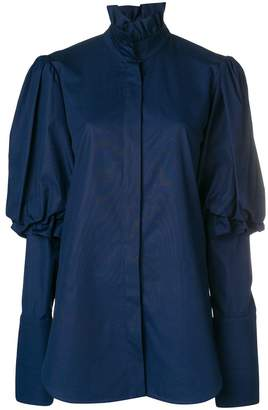 Ellery Rancho puff sleeve shirt