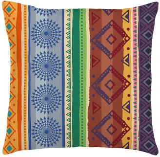 Desigual Tribal Square Cushion