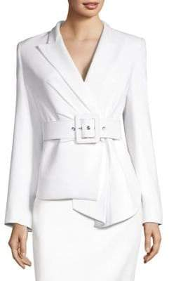 Michael Kors Double Crepe Jacket