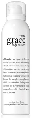 Philosophy Pure Grace Body Mousse $37 thestylecure.com