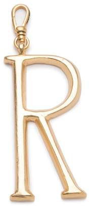 Lulu Frost Plaza Letter R Charm