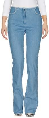 Roberta Scarpa Denim pants - Item 42651679SE