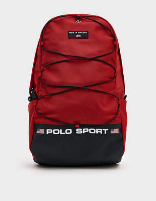 Polo Ralph Lauren Backpack in Red