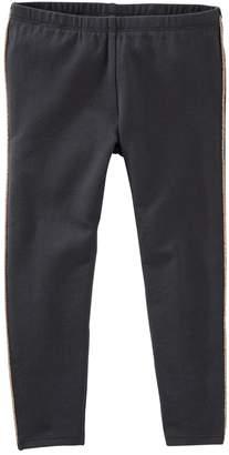 Osh Kosh Oshkosh Bgosh Girls 4-6x Glitter Side-Stripe Leggings