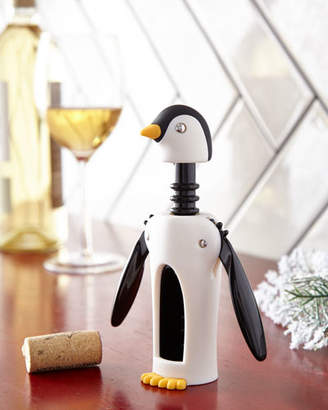 Kingsley True Zoo Winged Penguine Corkscrew Wine Opener