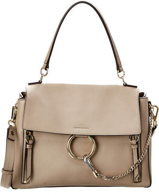 Chloé Faye Day Medium Leather Shoulder Bag