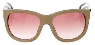 Chloé Square Tinted Sunglasses