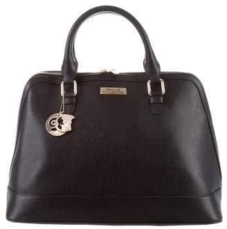 Versace Saffiano Handle Bag w/ Tags