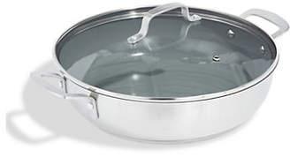 Martha Stewart Stainless Steel Everyday Pan