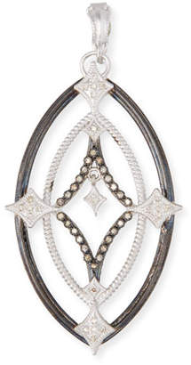 Armenta New World Crivelli Pendant w/ Diamonds
