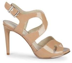 Kenneth Cole New York Baldwin Patent Leather Sandals