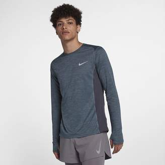Nike Miler Men's Long Sleeve Running Top