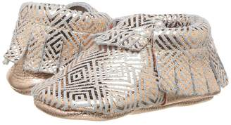 Freshly Picked Soft Sole Moccasins Girl's Shoes