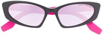 Marc Jacobs Eyewear oversized frame sunglasses