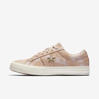 Nike Converse One Star Camo Low TopWomen's Shoe