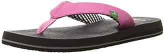 Sanuk Women's Yoga Mat Flip Flops SWS29085 US