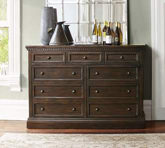 Pottery Barn Banks Buffet