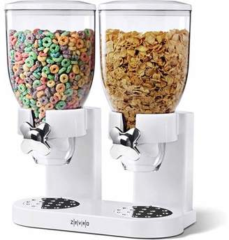 Honey-Can-Do Zevro by Double 17.5 oz. Cereal Dispenser, Multicolor