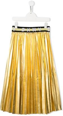 DKNY TEEN pleated skirt